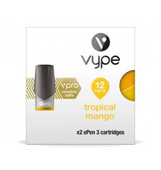 Vype ePen 3 vPro Tropical Mango  - Two Pods