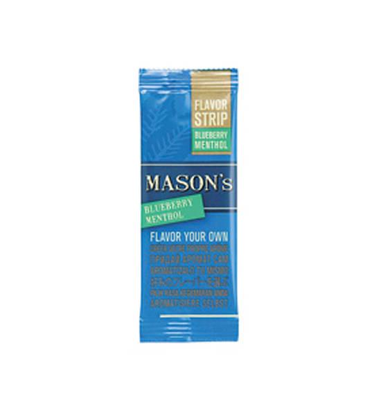 MASON'S BLUEBERRY MENTHOL