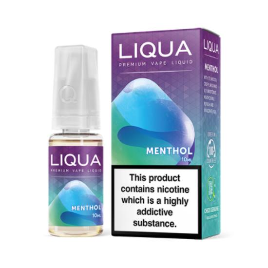 Liqua Element Menthol 10ml
