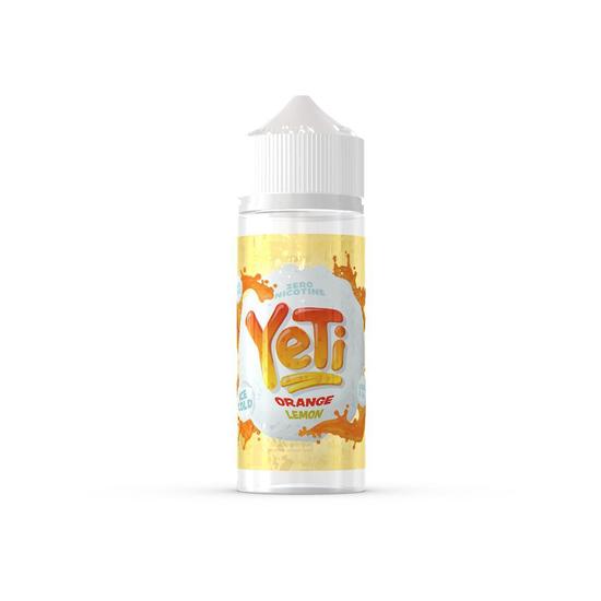 Orange Lemon -  Yeti e-juice 100ml