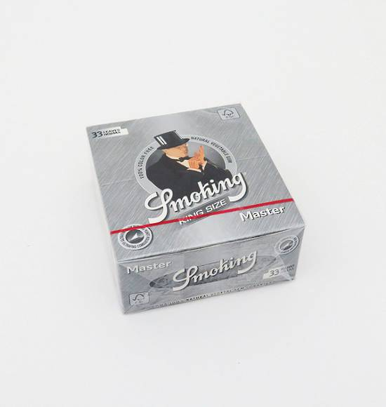 Smoking Rolling Paper King Size Master Box