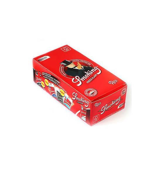 Smoking Rolling Paper Red Box