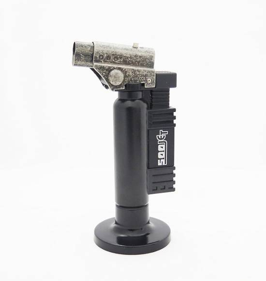500 Jet Gun Lighter Black