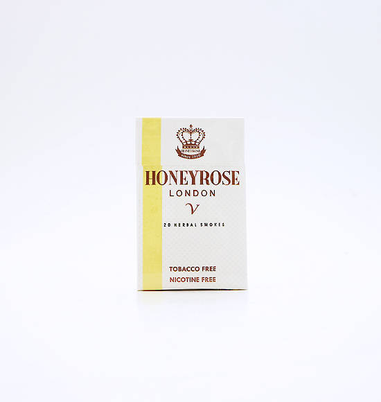 Honeyrose Vanilla Herbal Cigarettes 20s