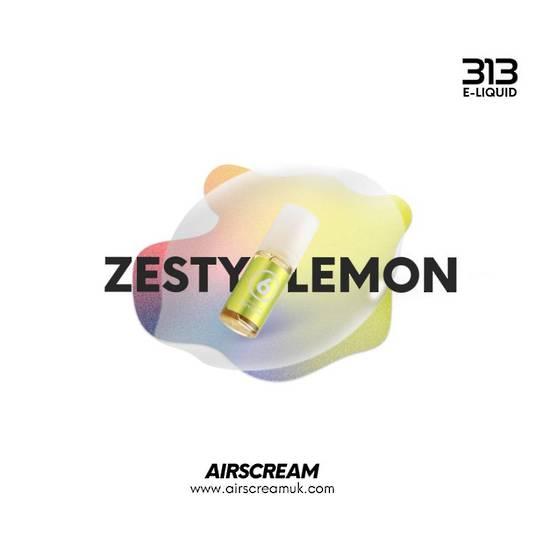 Airscream 313 E-LIQUID Zesty Lemon 10ml 4.0%