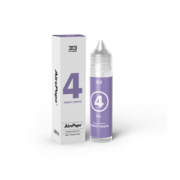 Airscream 313 E-LIQUID Freezy Grape 60ml