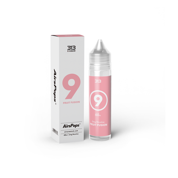 Airscream 313 E-LIQUID Fruit Fusion 60ml