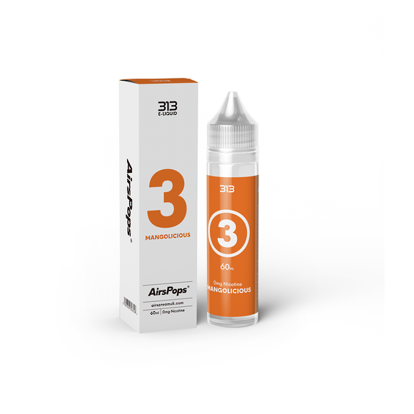 Airscream 313 E-LIQUID Mangolicious 60ml