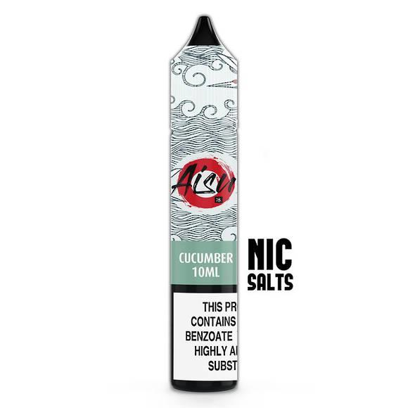 AISU Nic Salts Cucumber 10ml