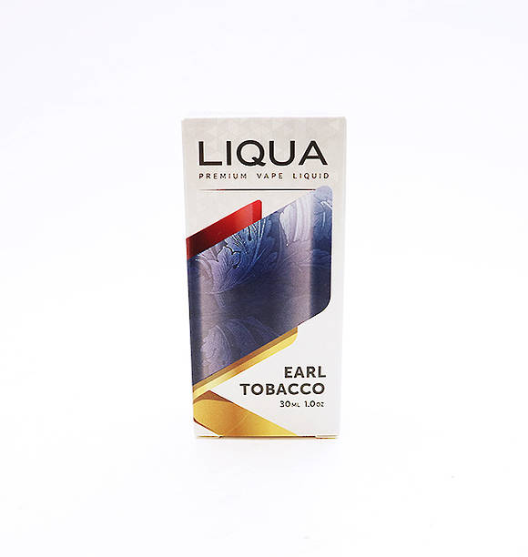 Liqua Earl Tobacco 30ml 0mg/ml