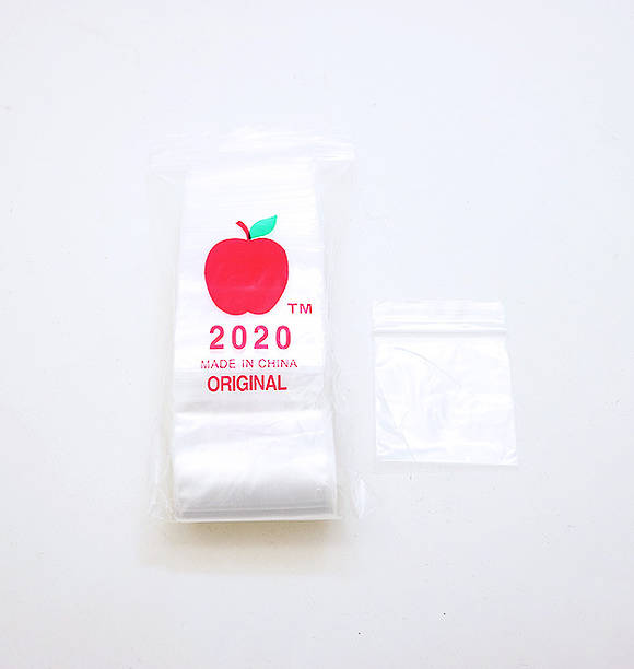 Clear Plastic Bags 2020 A Pack