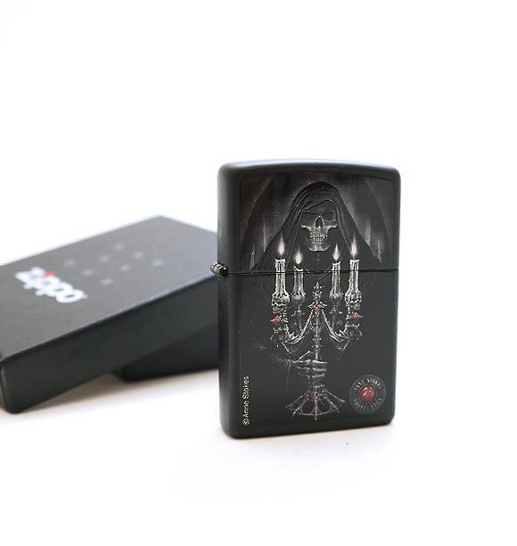 Candelabra Zippo Lighter