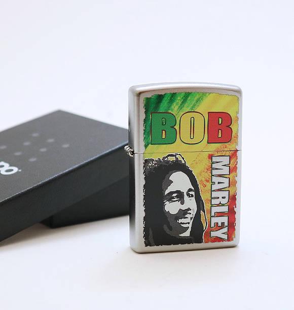 Bob Marley Zippo Lighter