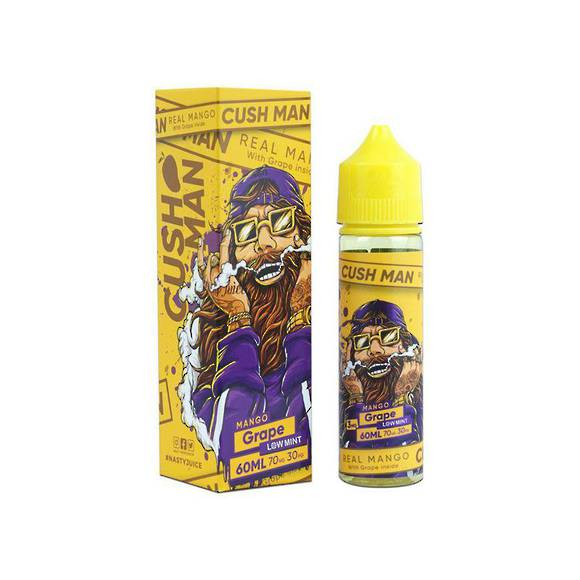 Cushman Grape -  Nasty premium ejuice 60ml
