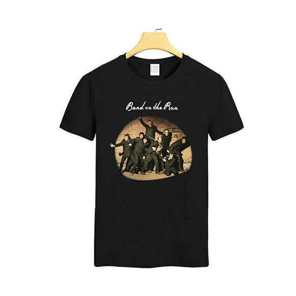 Musical T-shirt for Paul McCartney