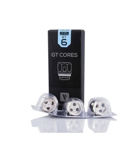 GT6 VAPORESSO COILS