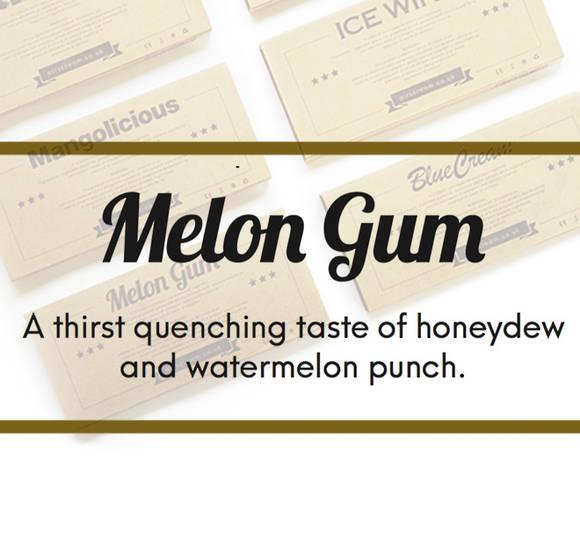 AIRSCREAM AIRSPOPS CARTRIDGE ---Melon Gum