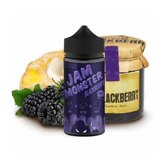Blackberry - Jam Monster  e-juice 100ml