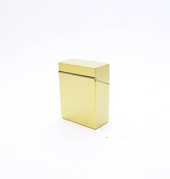 Golden Cig Case