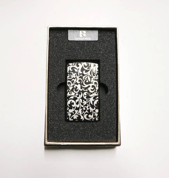 FF Gas Refill Lighter -Black