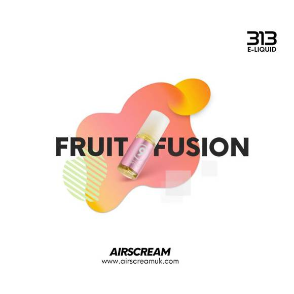 Fruit Fusion 10ml 4.0% - Airscream 313 E-LIQUID