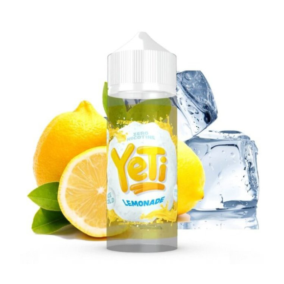 Lemonade - Yeti E-juice 100ml