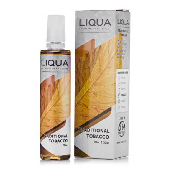 Liqua Traditional Tobacco 70ml