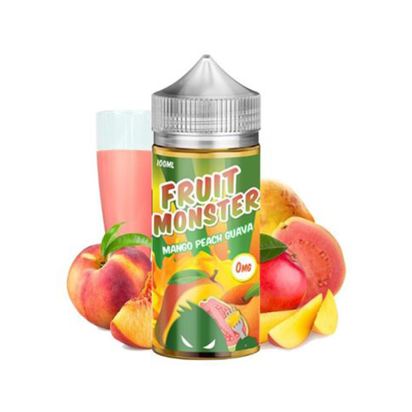 Mango Peach Guava - Fruit Monster 100ml Eliquid