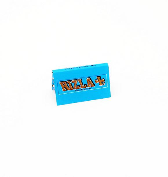 RIZLA Double Papers Blue Single Pack