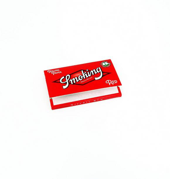 Smoking Rolling Paper Red Single Pack