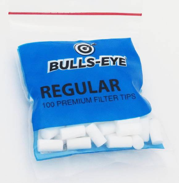 BULLS-EYE Regular Blue