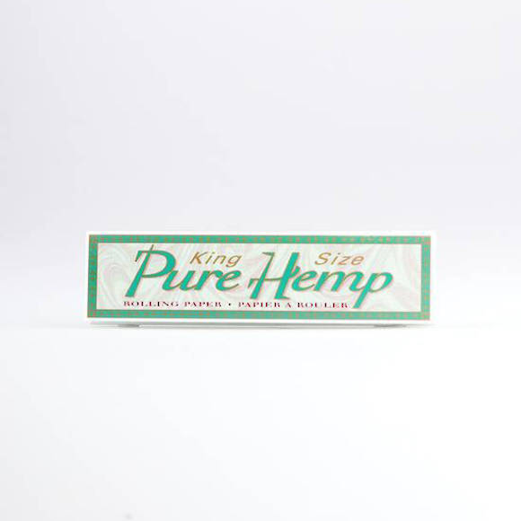 Pure Hemp King Size Single Pack