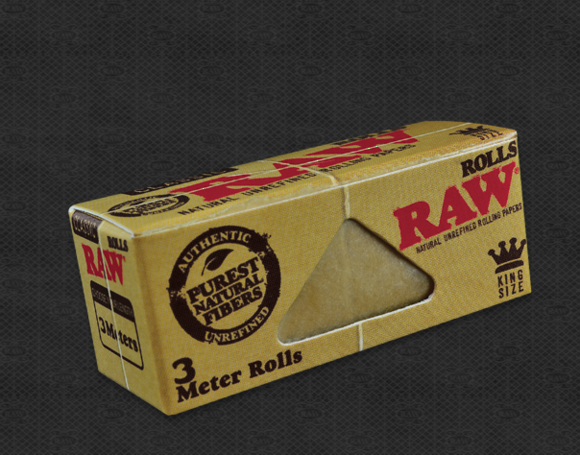 RAW Classic King Size Rolls