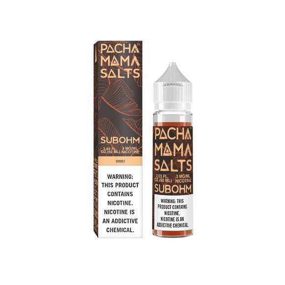 Charlie's Chalk Dust Pachamama Subohm Salts Sorbet 60ml