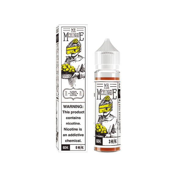 Charlie's Chalk Dust Line Mr Meringue 60ml