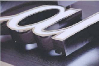 Front Lit LED Letters & Logos