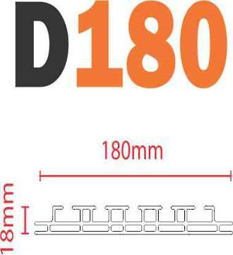 D180 SEG Frame-less Extrusion System