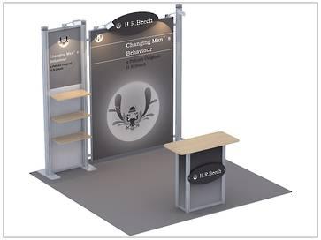 Exhibition Stand DP-SC 102