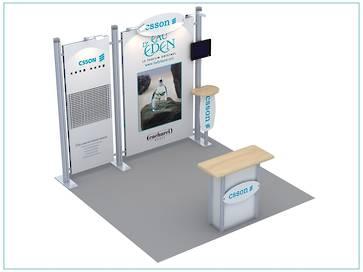 Exhibition Stand DP-SC 103
