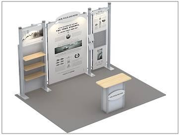 Exhibition Stand DP-SC 202