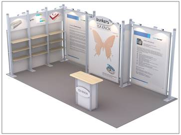 Exhibition Stand DP-SC 303