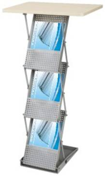 Table Catalogue shelf DP-TCS-A4