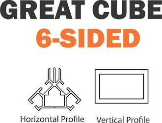 Great Cube 6- Side