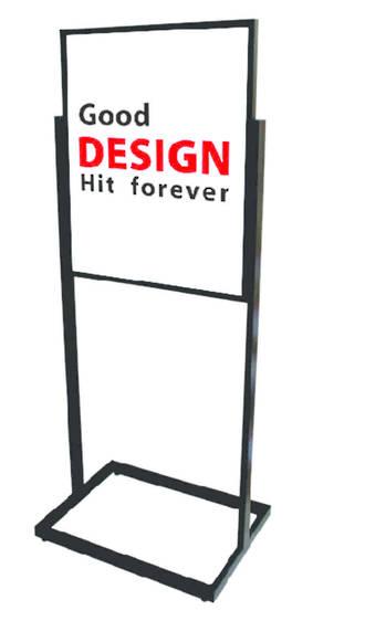 Floor Sign Holders