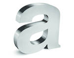 Stainless Steel Channel Letters & Logos