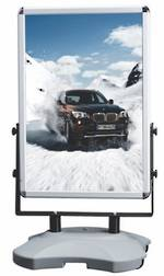 Out Door Poster Stand
