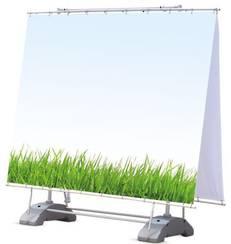 Banner Wall
