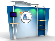Premium Exhibition Stand
