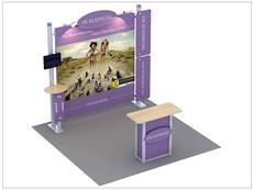 Exhibition Stand stands DP-SC 101
