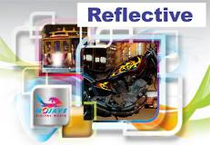 8100 Series Reflective Engineering Grade 7.0 mil. - 7 Year Durability Removable with Heat up to 3 Years